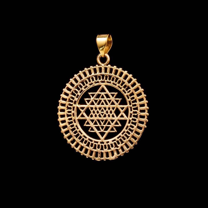 Small Sri Yantra Mandala - Trancentral Shop