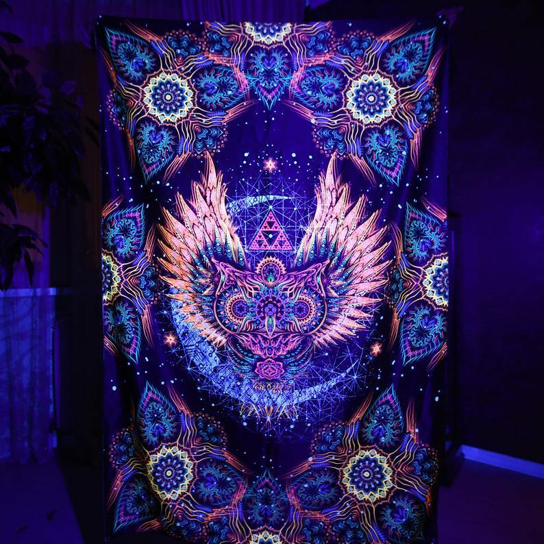 UV INSOMNIA Backdrop - Trancentral Shop