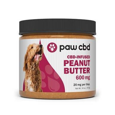 cbdMD - CBD Pet Edible - Peanut Butter - 150mg-600mg