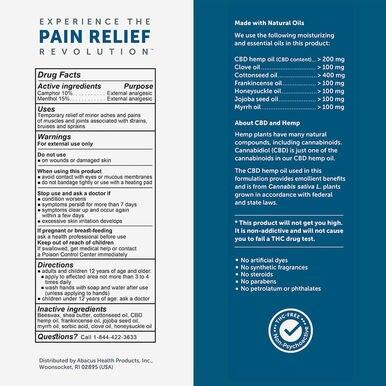 Image of CBDMEDIC - CBD Topical - Active Sport Pain Relief Stick