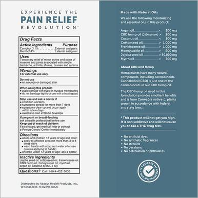 Image of CBDMEDIC - CBD Topical - Massage Therapy Pain Relief Oil