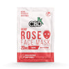 CBDfx - CBD Face Mask - Rose - 20mg