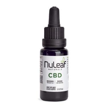 NuLeaf Naturals - CBD Tincture - Full Spectrum Extract