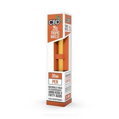 CBDfx - CBD Vape Pen - Tropic Breeze - 30mg