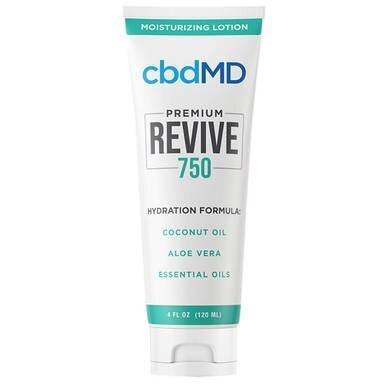 Image of cbdMD - CBD Topical - Revive Moisturizing Lotion - 300mg-1500mg