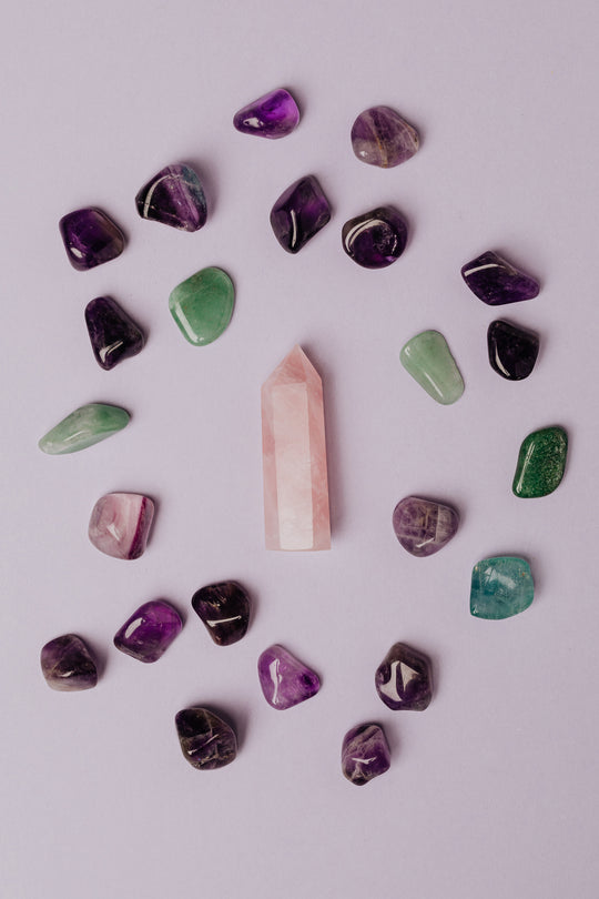 Holistic Health: Energy Healer Coco Chan On How To Use Healing Crystals