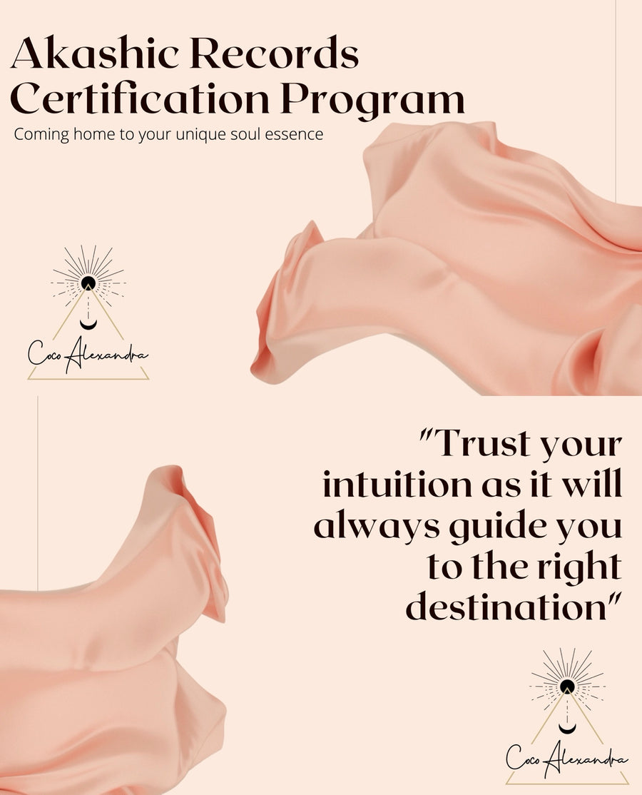 Akashic Records Certification Program