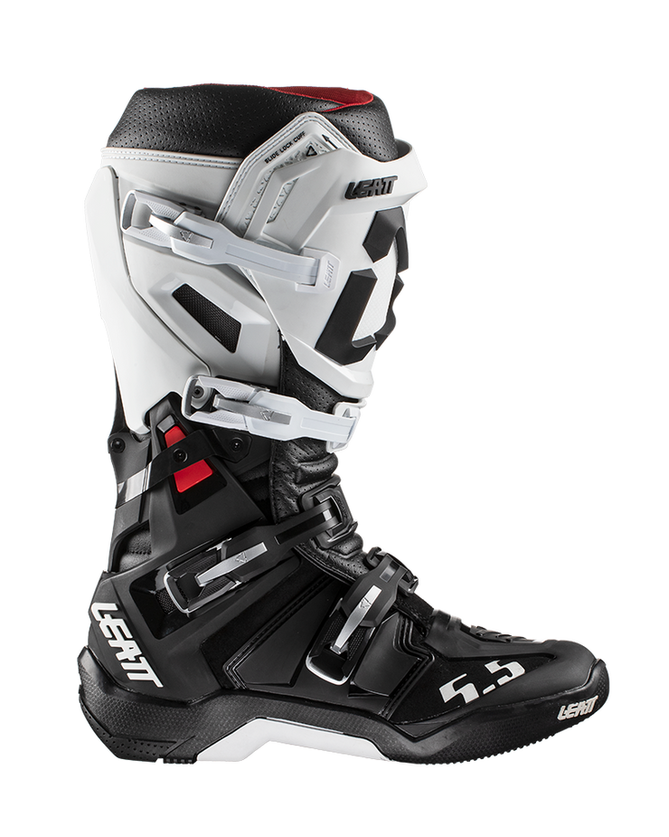 Leatt Boot GPX 5.5 FlexLock White