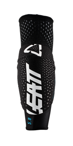 Leatt 3DF Elbow Guard White Kids