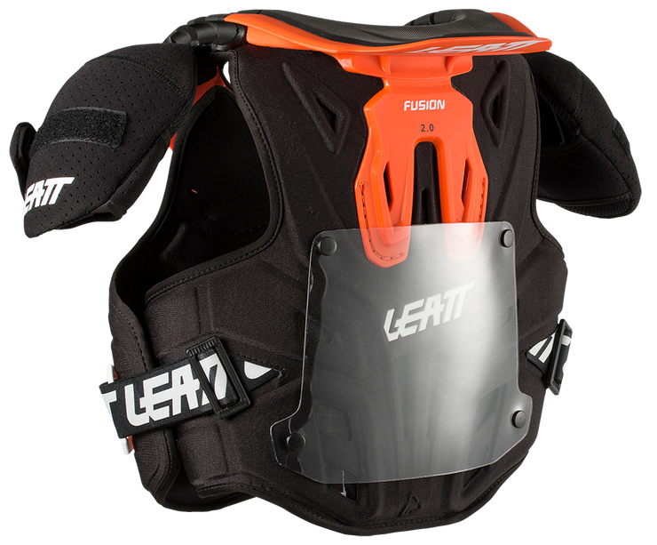Leatt Fusion 2.0 Jr Orange NECKVEST (Neck&Body protector)