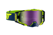 Leatt Goggle Velocity 6.5 Iriz Ink/Lime Purple 30%