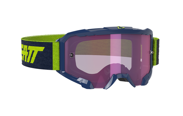Leatt Goggle Velocity 4.5 IRIZ INK PURPLE 78%