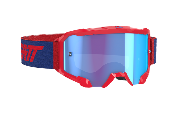 Leatt Goggle Velocity 4.5 RED BLUE 52%