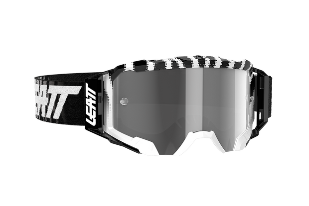 Leatt Goggle Velocity 5.5 ZEBRA LIGHT GREY 58%