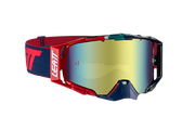 Leatt Goggle Velocity 6.5 Iriz Ink/Red Bronz 20%