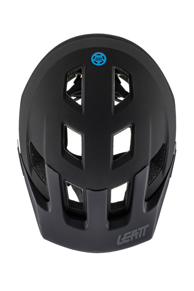 Leatt MTB 1.0 Mountain V21.1 Helmet Black