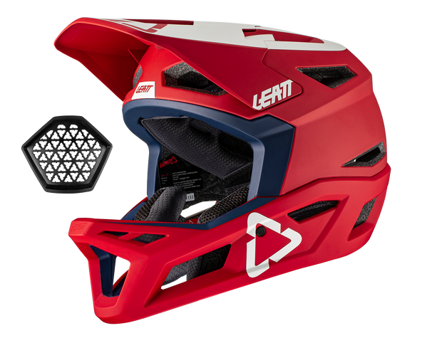 Leatt MTB 4.0 V21.1 Helmet Chilli