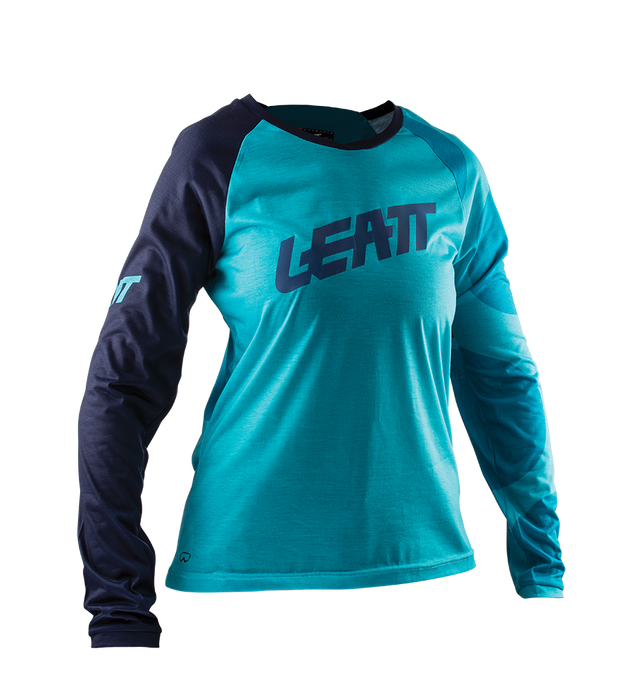 Leatt Jersey MTB 2.0 Womens Long Mint