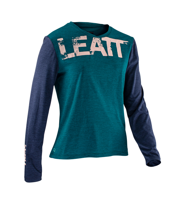 Leatt Jersey MTB 2.0 ♀ Long Jade