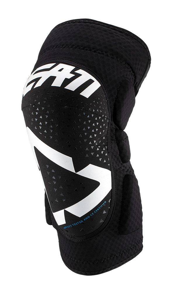Leatt 3DF 5.0 Knee Guard White Jr