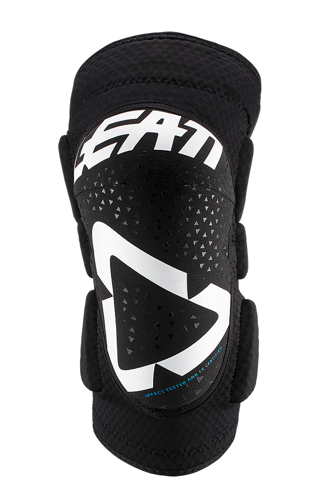Leatt 3DF 5.0 Knee Guard White Kids
