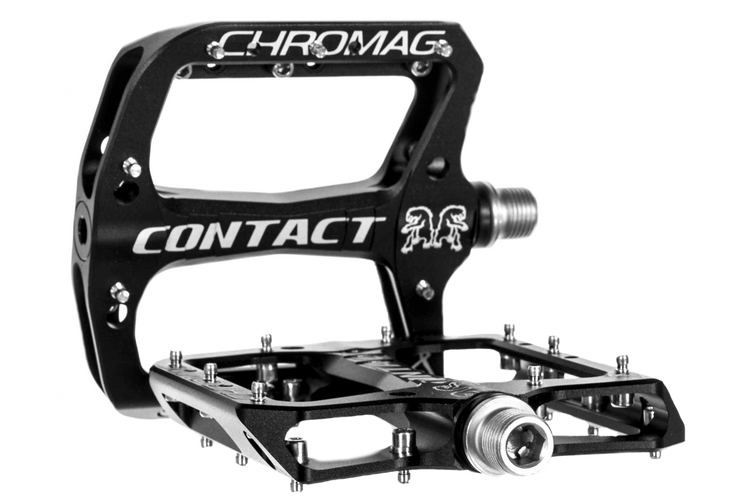 Chromag pedal contact