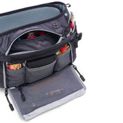USWE ZULO™ 6 HIP PACK / WITH ORGANIZER & SIDE POCKETS
