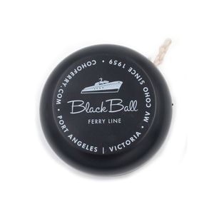 Black Ball yoyo