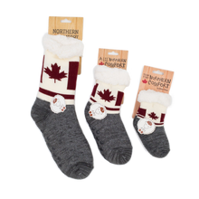 Load image into Gallery viewer, Canada Maple Leaf Socks
