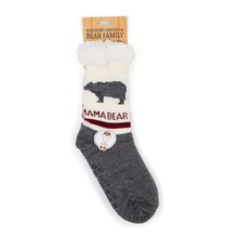 Load image into Gallery viewer, mama bear socks