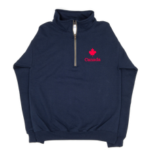 Load image into Gallery viewer, maple leaf quarter zip