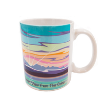 Load image into Gallery viewer, Mount Baker coffee cup view 3