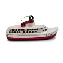 Load image into Gallery viewer, MV COHO Christmas ornament right side