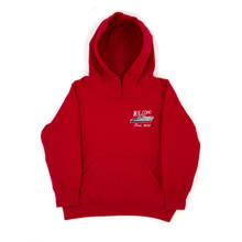 Load image into Gallery viewer, kid's MV COHO red hoodie