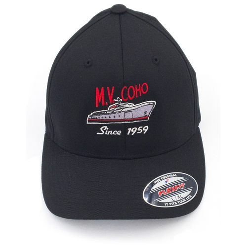 black MV COHO since 1959 hat