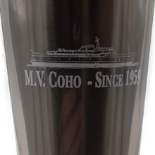 Load image into Gallery viewer, red MV COHO tumbler close up