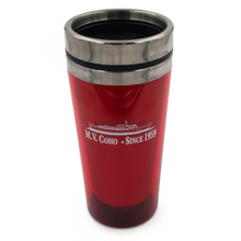 Load image into Gallery viewer, red MV COHO tumbler