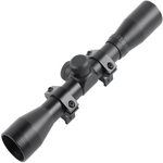 WVLIFE 4x32 Riflescope One Tube Glass Double Crosshair Reticle Hunting Scopes Lunette Tactique Rifle Scope Airsoft Rifle