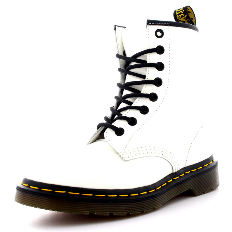 Dr Martens 1460 Punk Leather Military