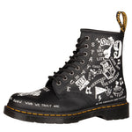 Dr Martens 1460 Scribble Backhand