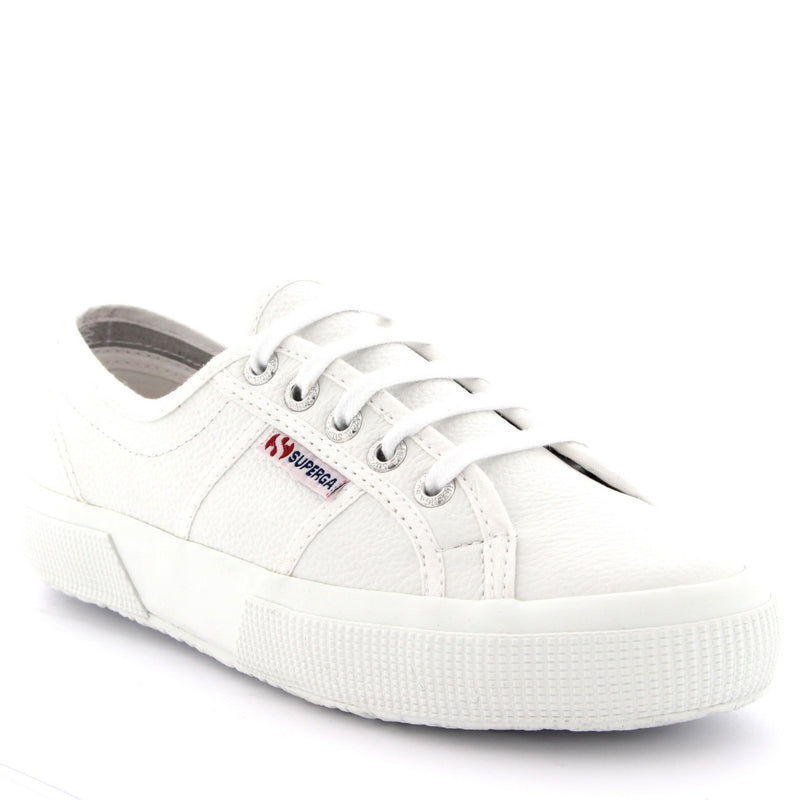 Superga 2750 Efglu Lace Up Leather