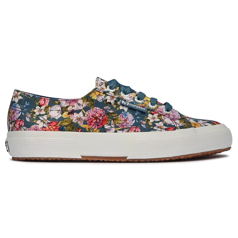 Superga 2750 Flowery Satin