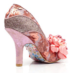 Irregular Choice Peach Melba