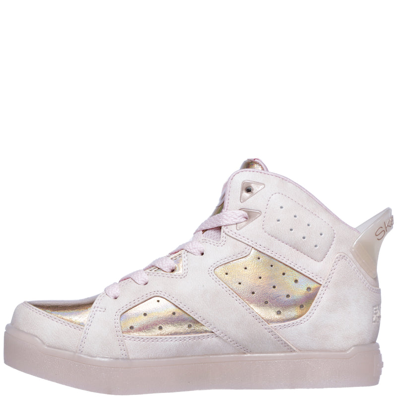 Kids Girls Skechers Energy Lights E Pro II