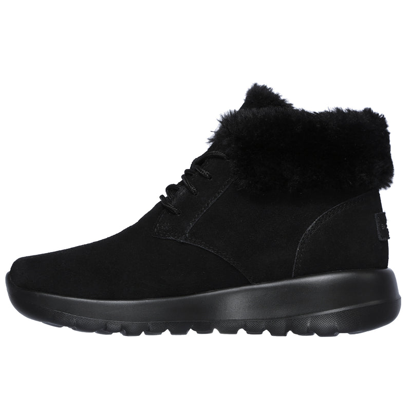 Skechers On The Go Joy Lush Faux Fur