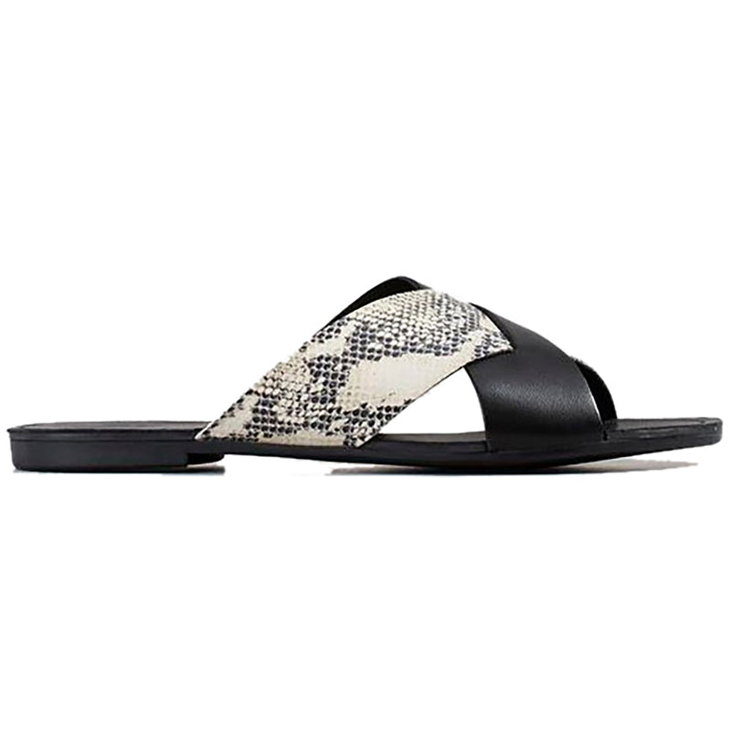 Vagabond Tia Cross Strap Open Toe
