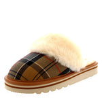 Barbour Victoria Mule Faux Fur