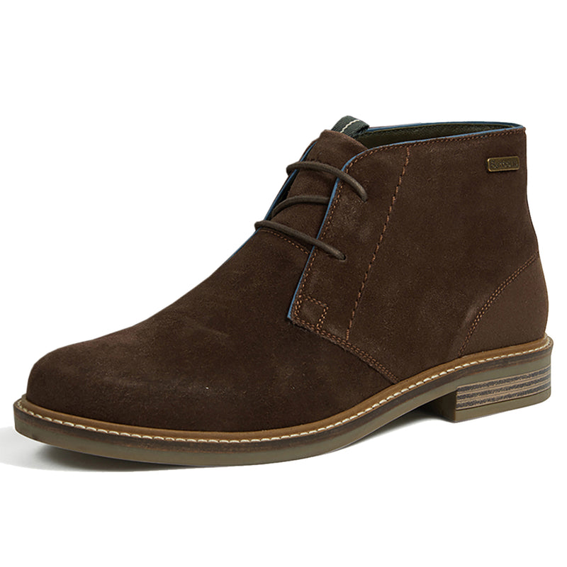 Barbour Readhead Suede