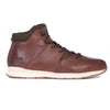 Mens Barbour Dunston Leather Winter Walking Smart Ankle Boots