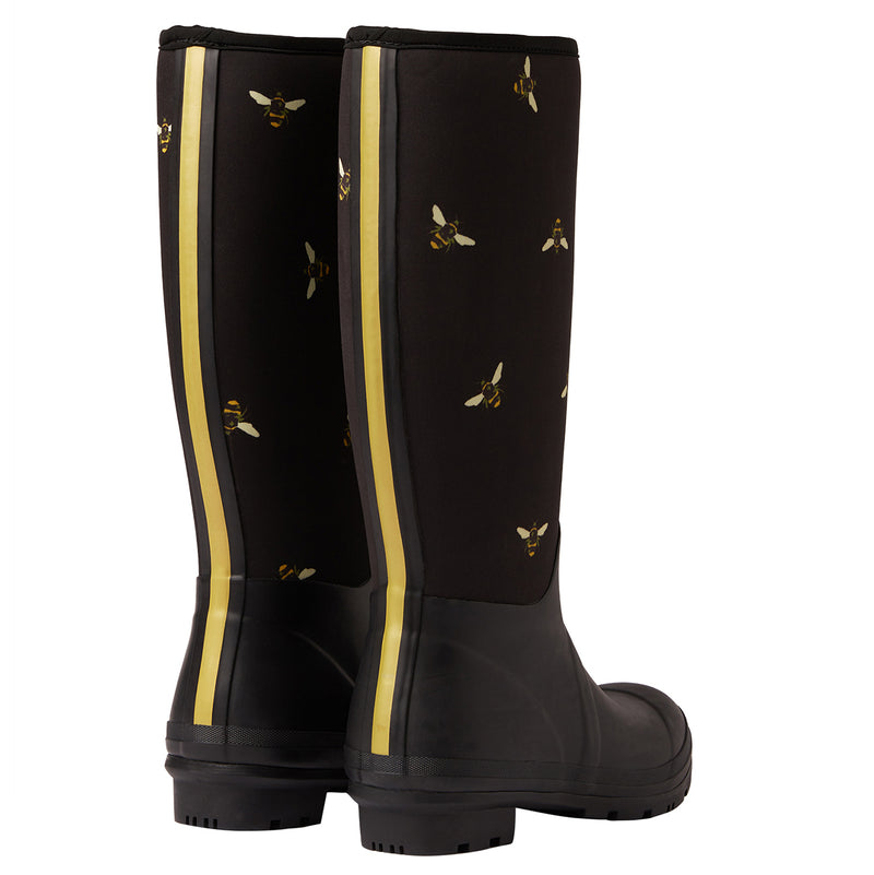 Joules Neoprene Printed Welly